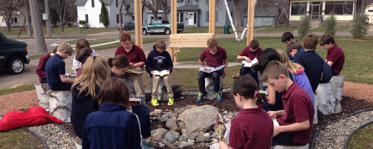 Reading Outside 3
